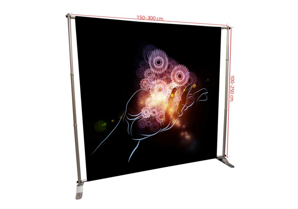 Extendable Silver 3.0 Display