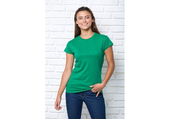 REGULAR PREMIUM T-SHIRT LADY