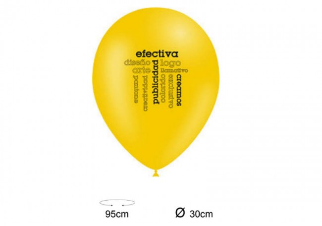 Basic Balloon 95cms