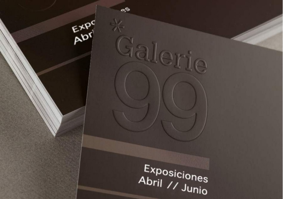 Printing Embossing Business Cards