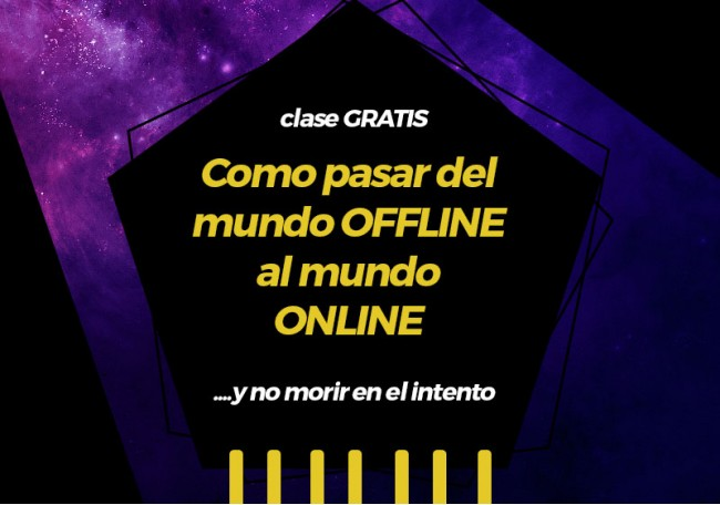 Free class to sell online